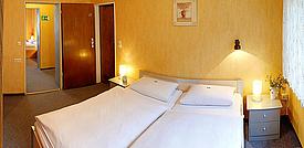 Garni Hotel Keinath, Vierbett-Familien-Zimmer mit Dusche und WC